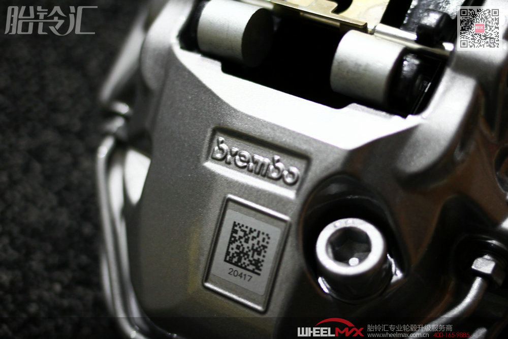奔驰AMG大六活塞(Brembo代工)_370碟高性能刹车套装