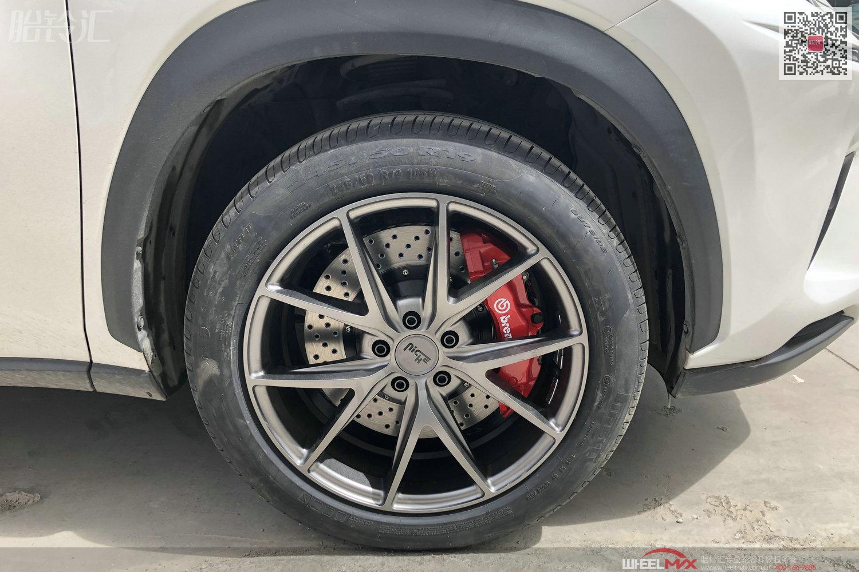 雷克萨斯NX安装美国NICHE品牌M116完美上车