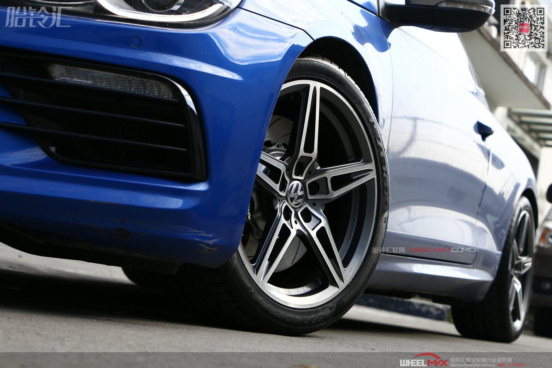 尚酷安装国产锻造AC款式和AP8530刹车套装