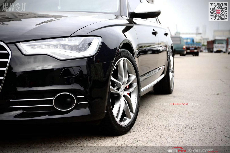 奥迪A6长车身和德国原装进口BBS轮毂SX的完美结合体