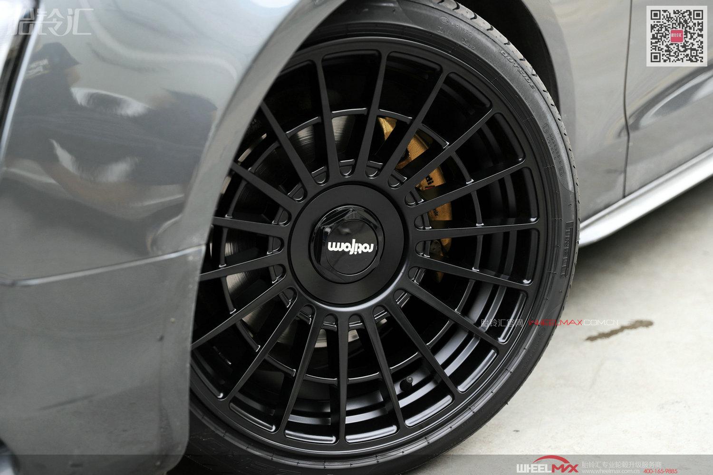 奥迪A5与美国高品质ROTIFORM轮毂的风情之约
