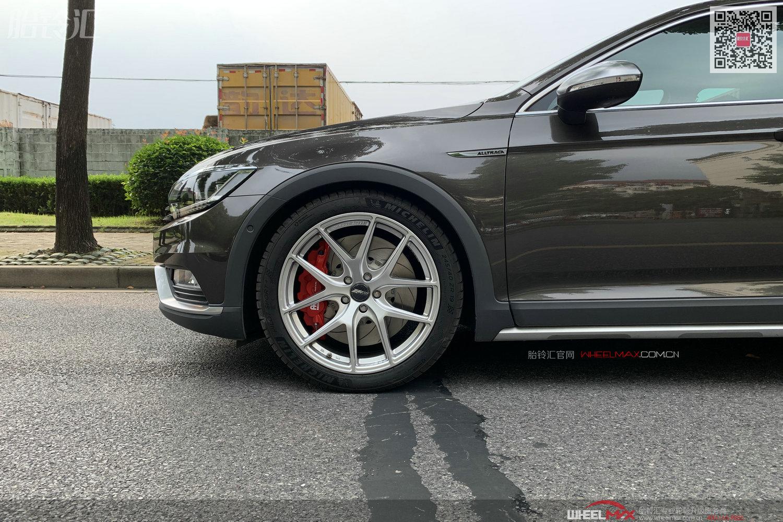 蔚揽安装英国进口AP CP8520刹车套装红色380mm刹车盘