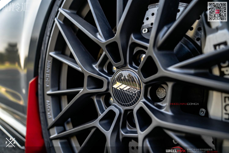 第7.5代大众装尔夫GTI安装美国305FORGED FT115款轮毂