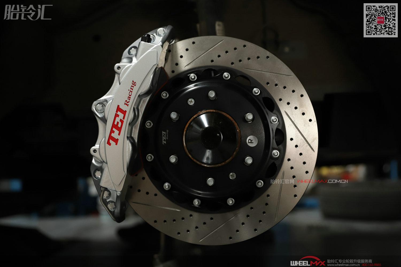 凯迪拉克6孔安装TEI高性能P60NS刹车套装
