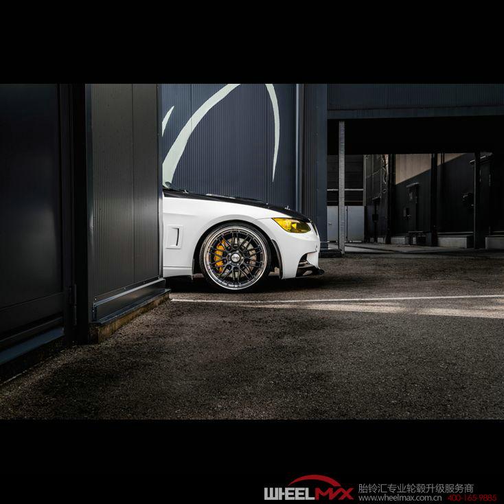 德国DOTZ REVVO DARK 运动款高性能铝合金轮毂