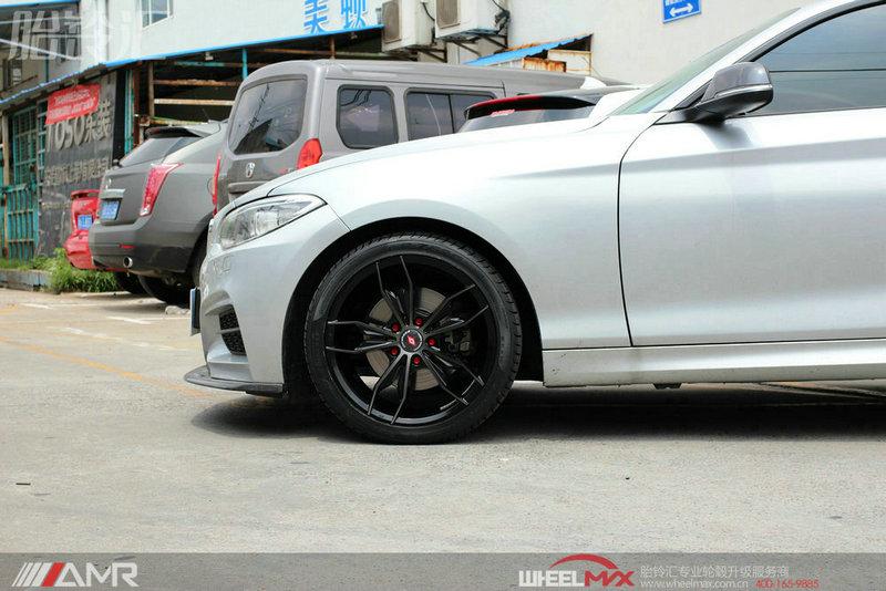 台湾INFORGED IFG32款铝合金轻量化运动轮毂轮圈