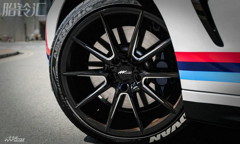 MMX高品质铝合金低压铸造M1601款轮毂