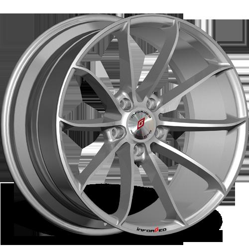 台湾INFORGED IFG18款铝合金轻量化运动轮毂轮圈