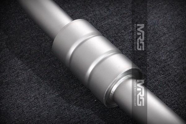 MRG精品排气 奥迪系列双边双出中尾段无阀门款