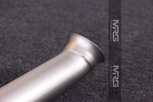 MRG精品排气 宝马系列单边双出中尾段带阀门款