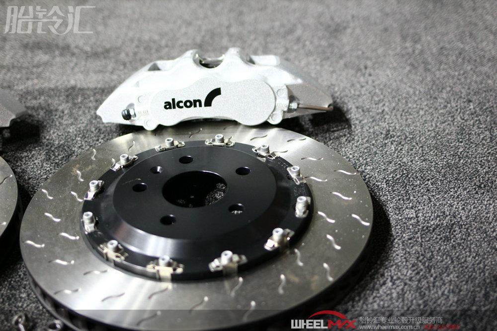 英国ALCON全进口CAR97高品质六活塞刹车套装