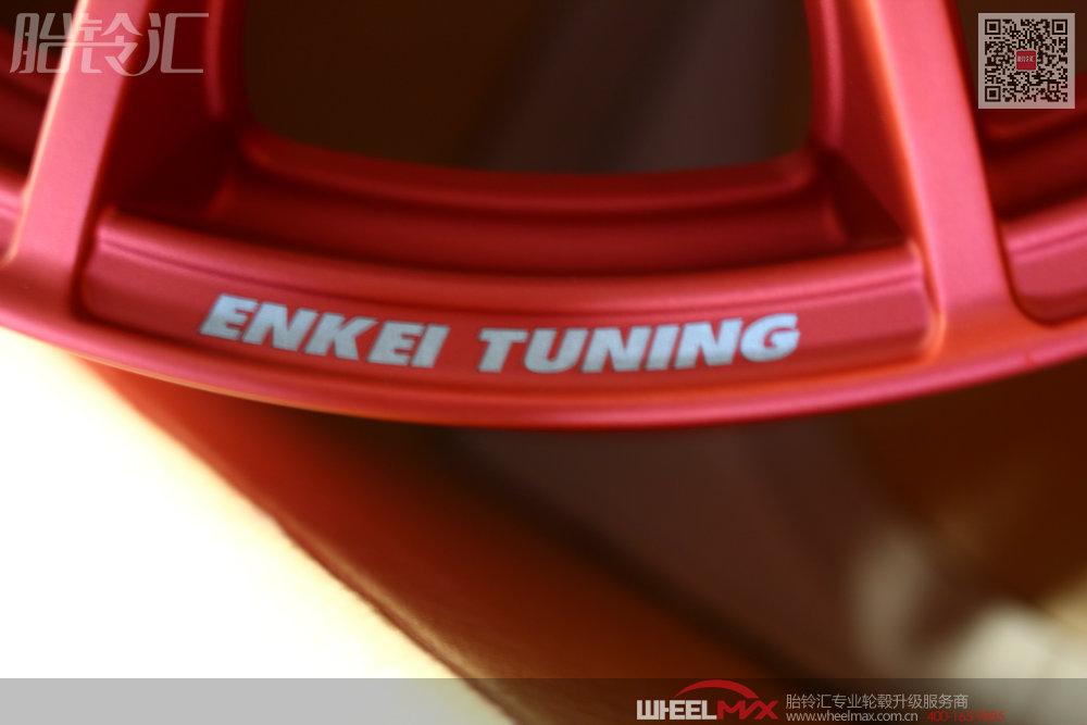 日本ENKEI TUNING SC22 十周年特别版本轻量化轮毂
