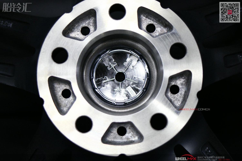台湾DATA VLF01五双辐款旋压铸造轻量化轮毂