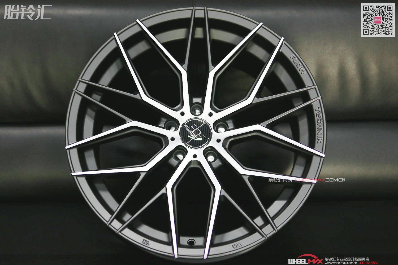 美国305FORGED  FT107多辐网状高品质改装轮毂