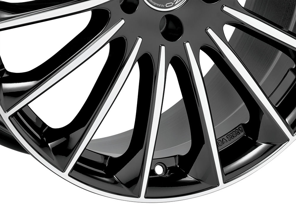意大利OZ  MSW30 多条辐高品质轮毂