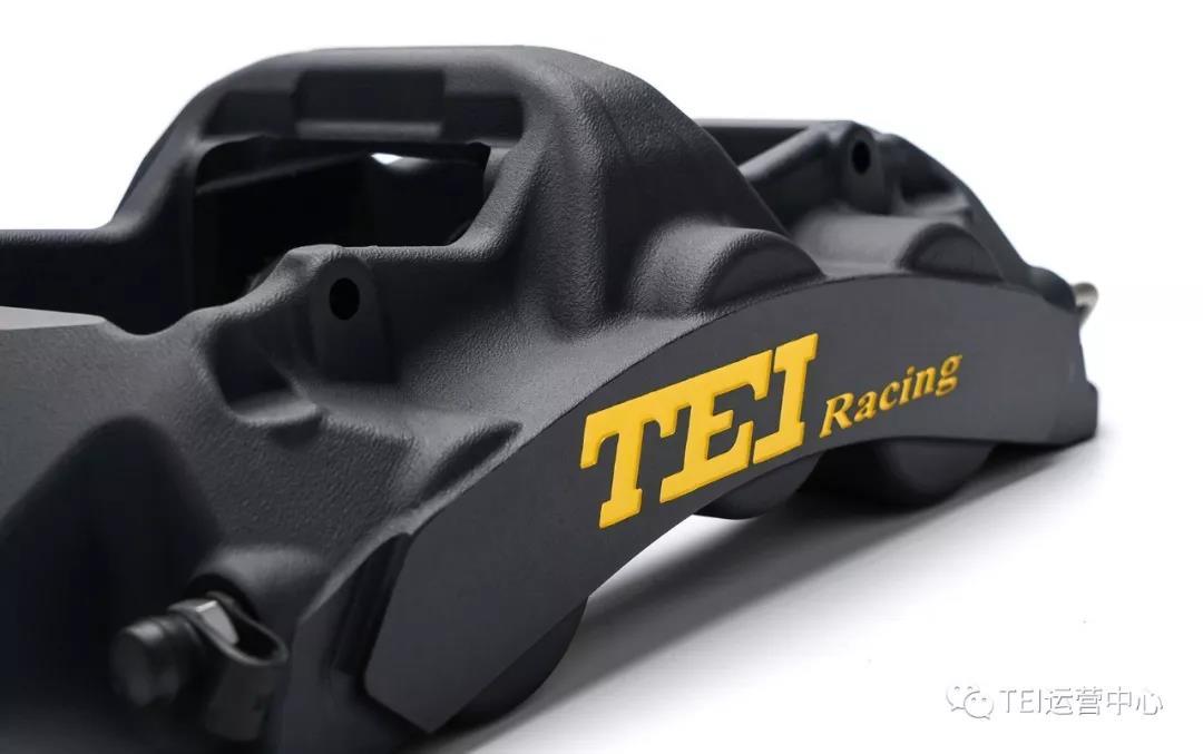 德国TEI S60 SUPER竞技版高性能刹车套件