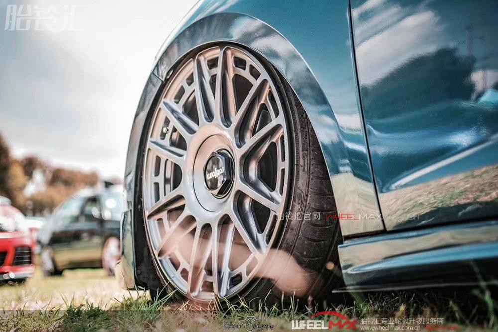 美国ROTIFORM精品铸造OZR款轻量化高品质轮毂