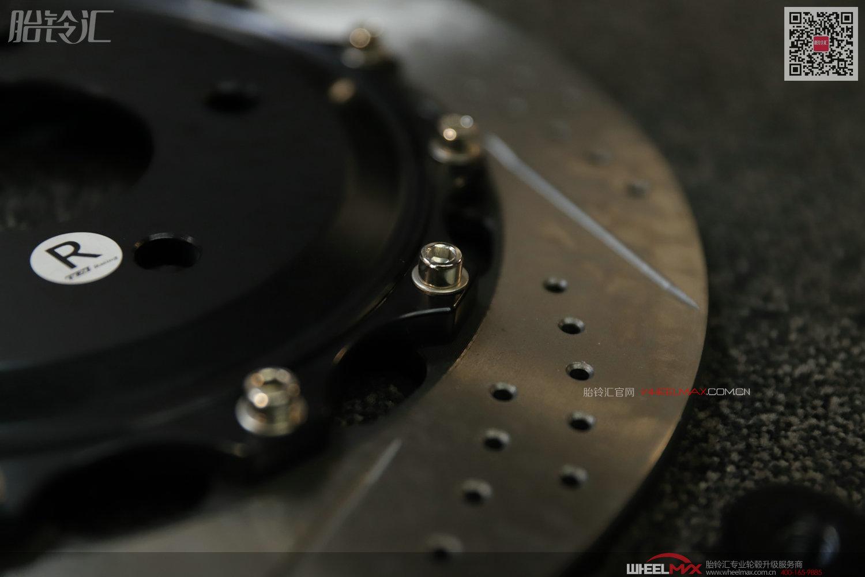 德国TEI 电子手刹后轮加大盘(四样式可选)