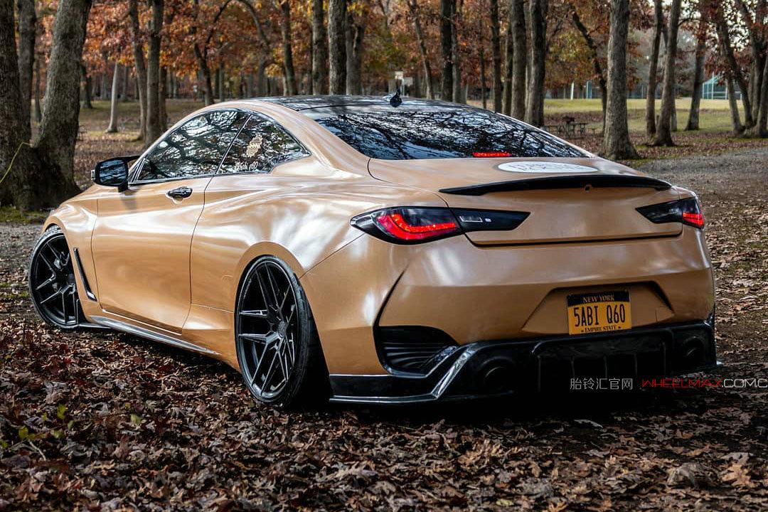 美国XO luxury高品质旋压CAIRO款精品轮毂