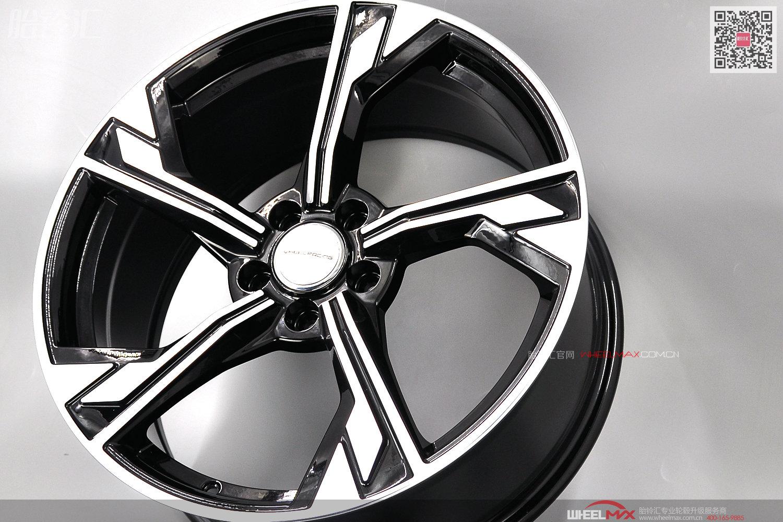 艾威(iWHEEL)精品轻量化低压铸造轮毂iV-567款