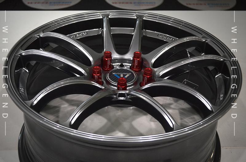 巨久VLF旋压铸造轻量化VLF11款轻量化轮毂