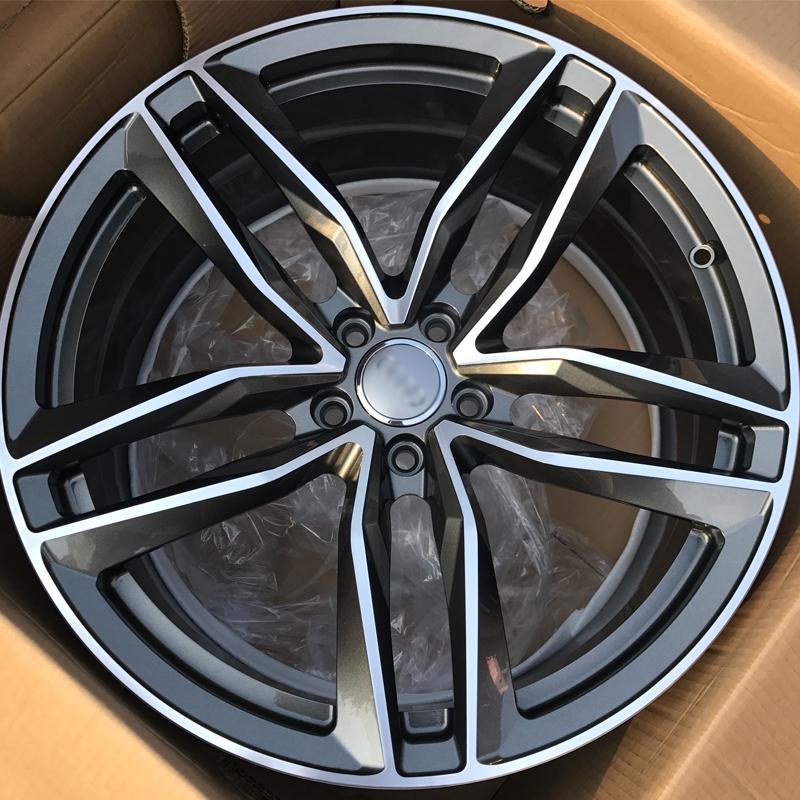 宏鑫锻造奥迪RS6原厂款单片轻量化轮毂
