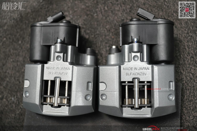 英国原装进口ALCON RC4系列大四活塞日本BELFE电子手刹套装