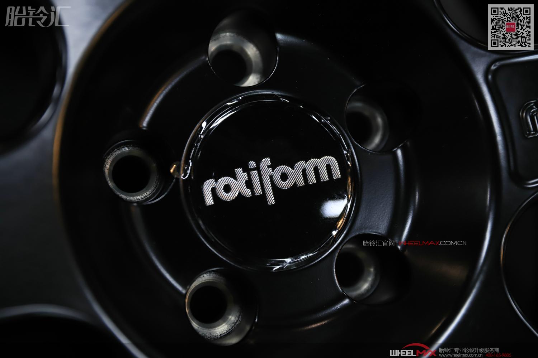美国ROTIFORM精品铸造拉力赛大师款KB1(KEN BLOCK签名款)