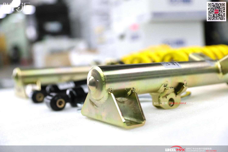 德国ST XA全进口ST XA镀锌钢避震套装(KW旗下绞牙避震)