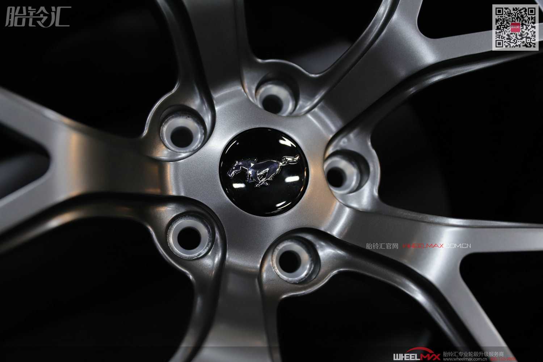 恒威启亿锻造野马超内凹Mach1款高性能锻造轮毂