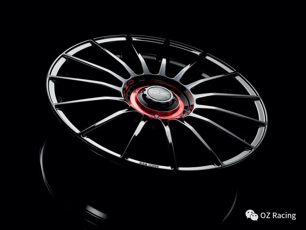 奥迪TT升级OZ Superturismo Evoluzione